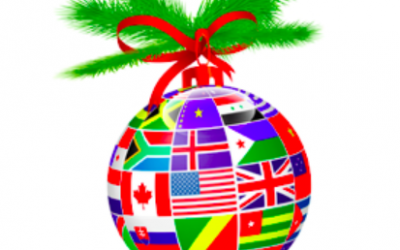 Wellbeing Cafe: Christmas Around The World