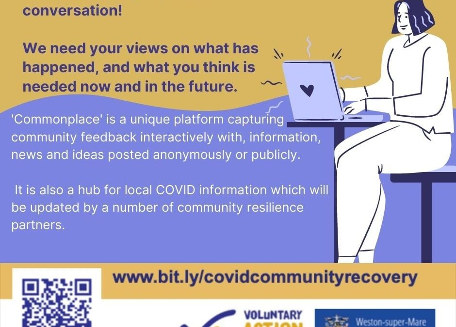 Covid Community Recovery Leaflet