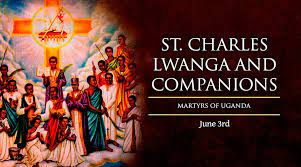 St. Charles Lwanga and Companions, Martyrs of Uganda