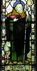 Saint Petroc - Wikipedia