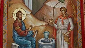 The Sunday of the Samaritan Woman – Antiochian Orthodox Archdiocese of  Australia, New Zealand, and the Philippines