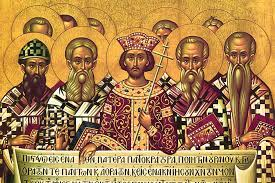 Sunday Of The Fathers Of The First Ecumenical Council - Greek Orthodox  Archdiocese of America