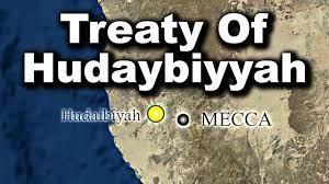 Treaty Of Hudaybiyyah, its Consequences, Fugitives & Robbery of Caravans Ep  26 - YouTube