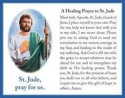 Miraculous Novena Prayer to St. Jude - Traditional Catholic Prayers Online