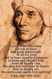 Quote/s of the Day – 22 June – St John Fisher – AnaStpaul