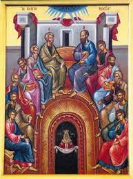The Apodosis of Holy Pentecost - Greek Orthodox Archdiocese of America