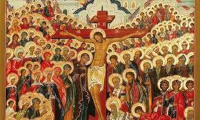 Homily on the Sunday of All Saints / OrthoChristian.Com