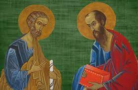 Saints Peter and Paul's Fast begins today | A Russian Orthodox Church  Website
