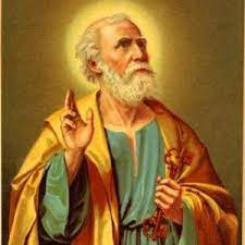 Happy Feast Day of St Peter