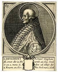 Pope Deusdedit (St Deusdedit) | British Museum
