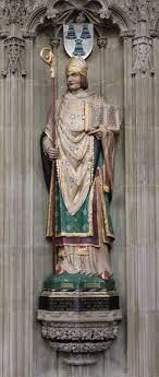 Saint Osmund - Wikipedia