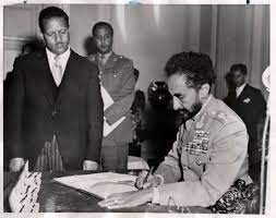 Haile Selassie Introduced Constitution On This Day In 1931