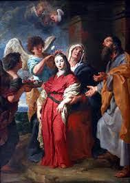 Saints Joachim and Anne - My Catholic Life!