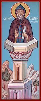 Saint Simeon Stylites, the Elder - Orthodox Church in America