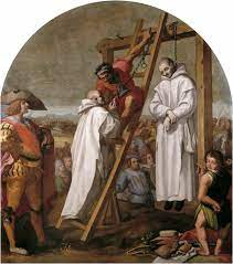 IDLE SPECULATIONS: The London Carthusian Martyrs
