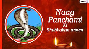 Nag Panchami 2020 Wishes in Hindi and HD Images: WhatsApp Stickers,  Facebook Messages, Sawan Greetings and Quotes to Send Naag Panchami Ki  Shubkamnayein Wishes | 🙏🏻 LatestLY