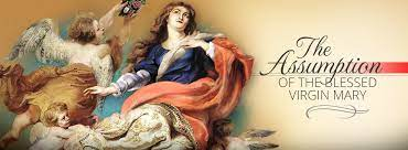 The Assumption of the Blessed Virgin Mary | EWTN