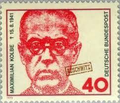 Stamp: Kolbe, Maximilian (Germany, Federal Republic) Mi:DE 771,Sn:DE  1116,Yt:DE 621,Sg:DE 1664,AFA:DE 1728