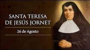 St. Teresa of Jesus Jornet Ibars EN - YouTube