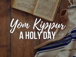Yom Kippur – A Holy Day | Jewish Voice