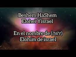 B'SHEM HASHEM ( EN EL NOMBRE יהוה) - EITAN KATZ Chords - Chordify