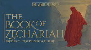 The Minor Prophets - Zechariah: Prophecy - Past, Present & Future - YouTube