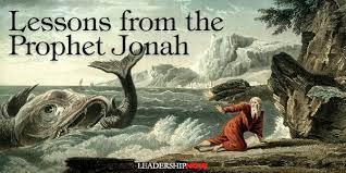 Lessons from the Prophet Jonah | Leading Blog: A Leadership Blog