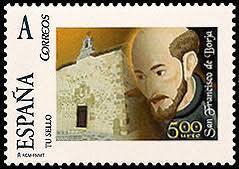 Francis Borgia, SJ