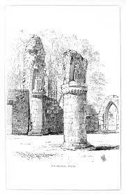 Saint Ywi, Hermit of Lindisfarne   Citydesert